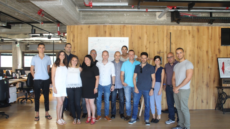Proud to Take Part in Mentor Day @ Barclays Accelerator Powered by Techstars Tel Aviv