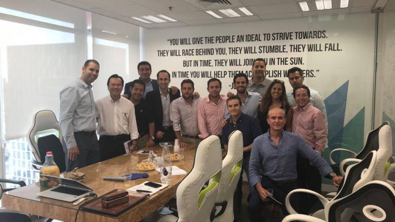 Krypton VC had the pleasure of hosting the Mexican Delegation and introducing them to the Israeli Venture Capital Industry!
